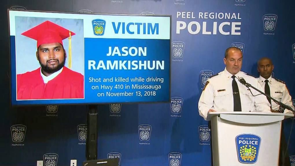 Police Bust Gta Gang Linked To Mistaken Identity Homicide Cp24 Com