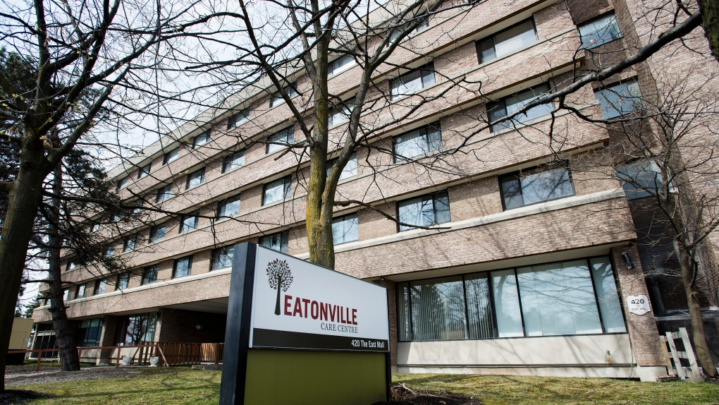 Toronto long-term care homes continue to see more COVID-19 deaths ...