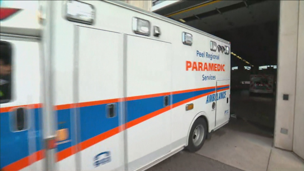 Peel Paramedic Tests Positive For Covid 19 Following Virus Exposure At Work Cp24 Com