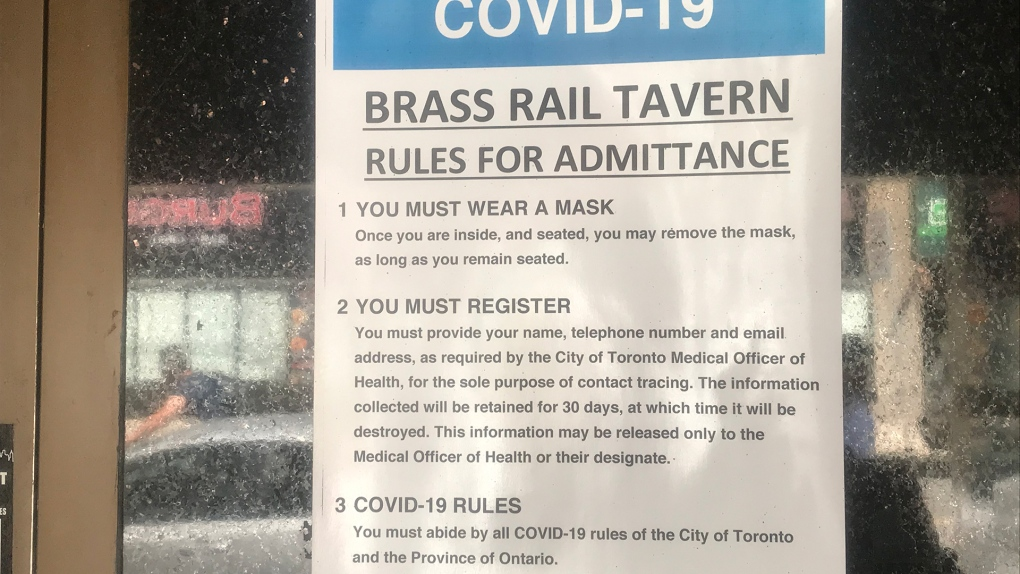 Toronto Strip Club Where 550 May Have Been Exposed To Covid 19 Flouted Distancing Guidelines Cp24 Com