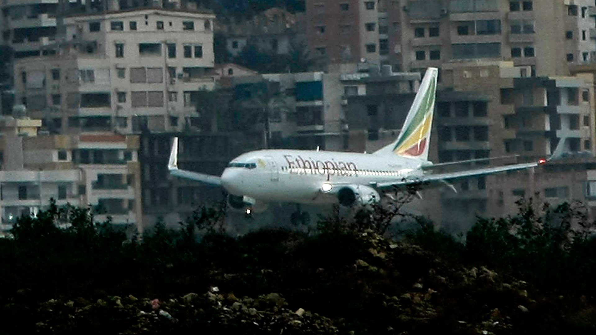 157 dead after Ethiopian Airlines flight to Nairobi crashes after