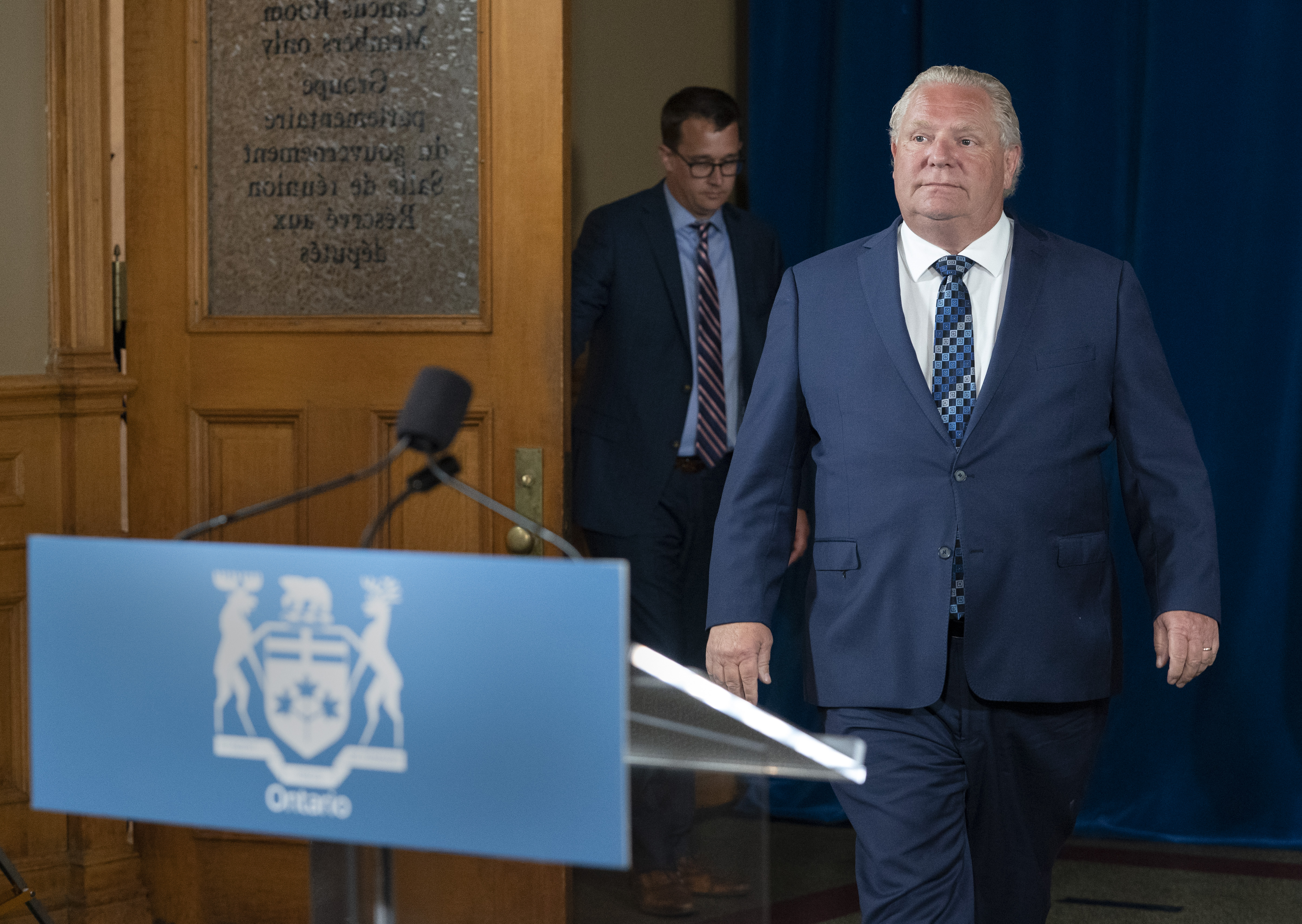 Ontario Premier To Make Announcement Dealing With Transit Today Cp24 Com
